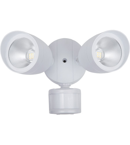 Msl Series Led 7 Inch White Outdoor Motion Security Light