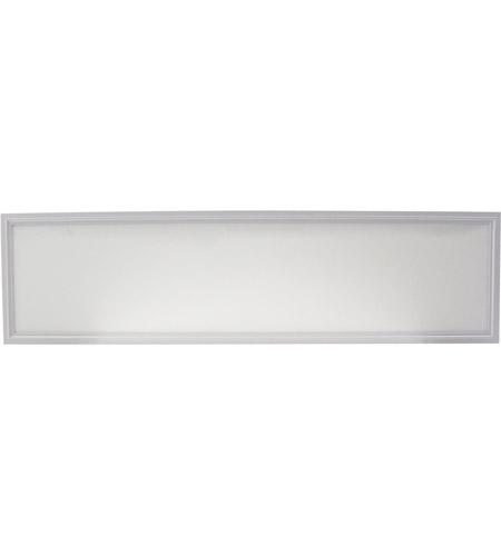 Elitco Lighting PANEL1X4-D36-40-2PK Panel Series LED 12 inch White Panel  Light Ceiling Light, Pack of 2