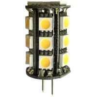 Elitco Lighting G4LED505-6PK G4led Series LED G4 Bi-Pin 2.5 watt 8V 3000K Outdoor Rated Light Bulb Pack of 6
