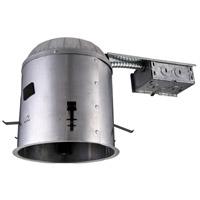 Elitco Lighting ICAT5R-E26-6PK Signature PAR30/R30/PAR30LED Recessed Housing, 5in, Remodel, IC Rated, Pack of 6
