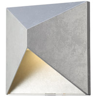 Elitco Lighting OD1100 OD11 Series LED 8 inch Marble Grey Outdoor Wall Lamp