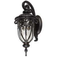 Elitco Lighting OD2500 OD25 Series LED 18 inch Weathered Bronze Outdoor Wall Lamp
