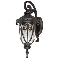 Elitco Lighting OD2501 OD25 Series LED 23 inch Weathered Bronze Outdoor Wall Lamp