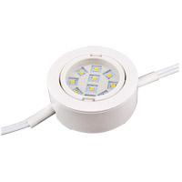 Elitco Lighting PUCK3W3K-1-WH Puck 120V LED 3 inch White Puck Light