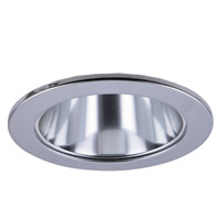 Elitco Lighting R4-199CC-12PK Signature PAR20/BR20 Chrome Recessed Trim 4in Pack of 12