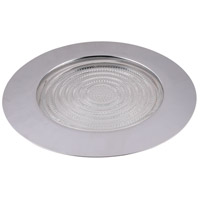 Elitco Lighting RE13CH-12PK Signature PAR30/PAR30LED Chrome Recessed Trim, 6in, Pack of 12