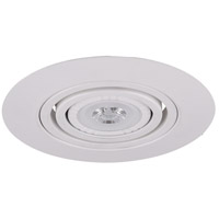 Elitco Lighting RE317MW-12PK Signature PAR30/R30/BR30/PAR30LED Matte White Recessed Trim 6in Pack of 12