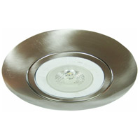 Elitco Lighting RE318BN-12PK Signature PAR38/R40/PAR38LED Brushed Nickel Recessed Trim 6in Pack of 12