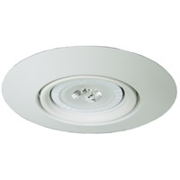 Elitco Lighting RE517MW-12PK Signature PAR30/R30/PAR30LED Matte White Recessed Trim, 5in, Pack of 12