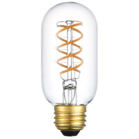 Nostalgic LED T14 San'an LED E26 6 watt 120V 2200K LED Light Bulb, Pack of 6