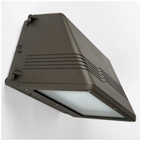 Elitco Lighting WPC90W14 Wp Series LED 9 inch Dark Bronze Outdoor Wall Pack