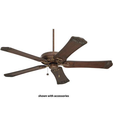 Emerson CF4501GBZ Crown Select 70 inch Gilded Bronze Ceiling Fan, Blades Sold Separately photo
