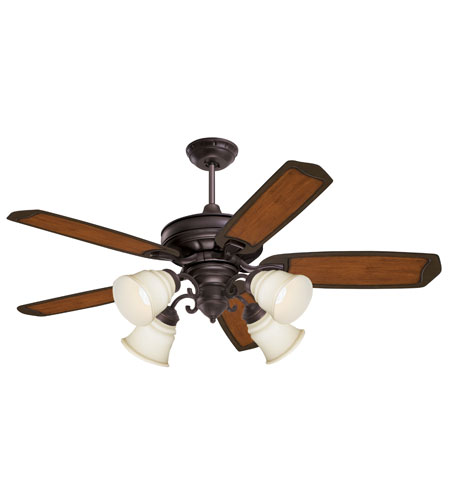 Emerson Transitional Fitter 4 Light Fan Accessory in Oil Rubbed Bronze F490ORB photo
