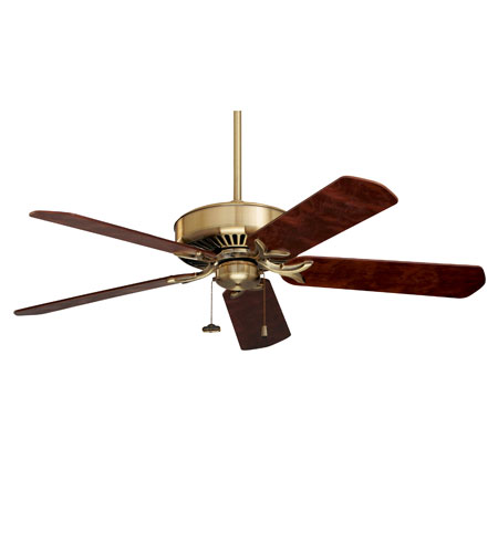 Emerson Premium Ceiling Fan In Antique Br Blades Sold Separately Cf4800ab
