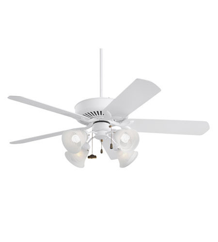 Emerson Premium Ceiling Fan in Chalk - Blades Sold Separately CF4800CK photo