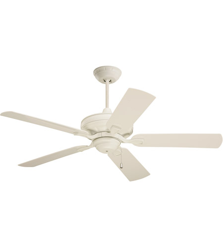 Emerson CF552AW Veranda 52 inch Summer White with All-Weather Summer White Blades Indoor-Outdoor Ceiling Fan photo