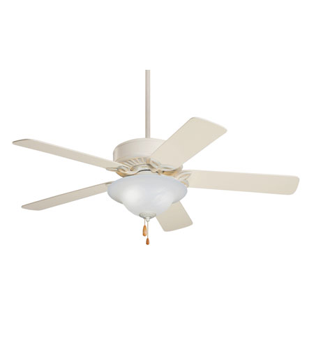 Emerson CF712AW Pro Series 50 inch Antique Brass with Summer White/Bleached Oak Blades Ceiling Fan in Alabaster Swirl photo