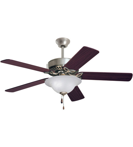 Emerson cf713bs pro series es 50 inch brushed steel with dark cherry emerson cf713bs pro series es 50 inch brushed steel with dark cherry mahogany blades ceiling fan in alabaster swirl aloadofball Image collections