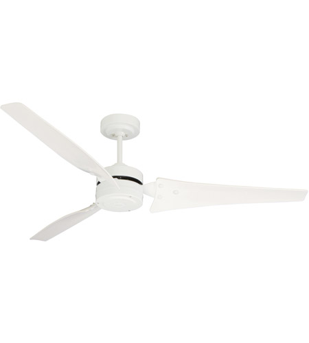 Emerson cf765ww loft 60 inch appliance white indoor outdoor ceiling fan aloadofball Image collections
