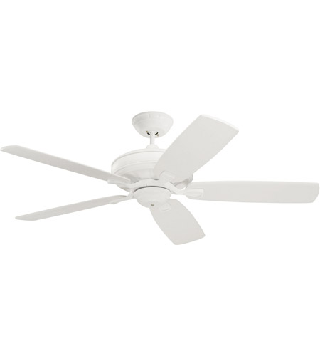 Carrera Grande Eco 72 inch Satin White Indoor-Outdoor Ceiling Fan ...