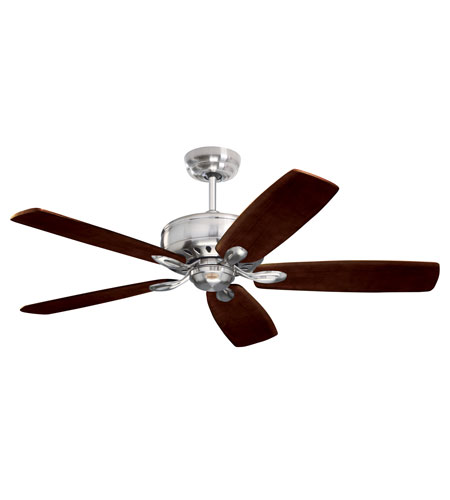 Emerson Avant Eco Ceiling Fan in Brushed Steel CF921BS photo