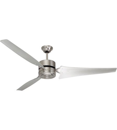 Emerson HF1160BS Pro Series 60 inch Brushed Steel Ceiling Fan photo