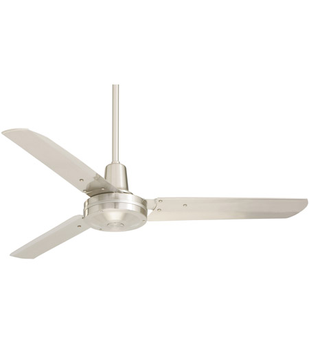 Emerson HF948BS Pro Series 48 inch Brushed Steel Ceiling Fan photo
