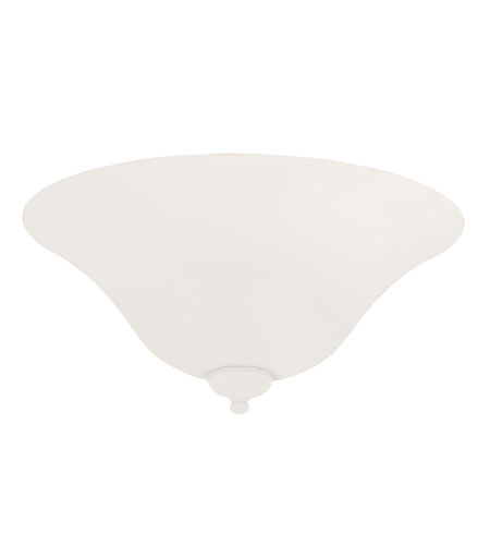 Emerson Fans Classic Glass Bowl Light Kit 1 Light Fan Light Kit with Opal Matte Glass LK58F photo