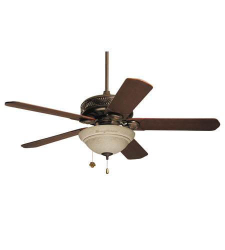 Emerson Fans Bahama Breezes Tommy Bahama Ceiling Fan in Distressed Bronze (Blades Sold Separatley) TB344DBZ photo