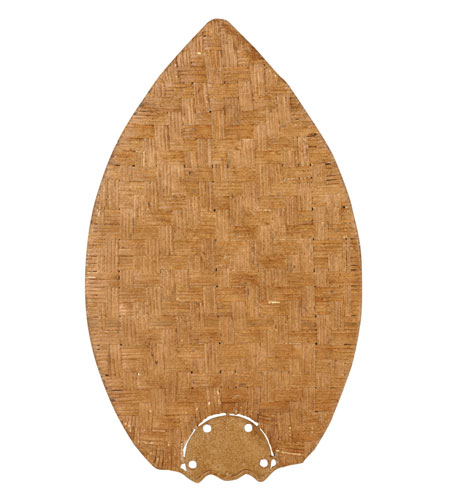Emerson Fans Tommy Bahama Fan Blades in Earthtone Rattan (Set of 5) TB515ER photo