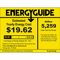 Emerson CF552SW Veranda 52 inch Satin White with All-Weather Satin White Blades Outdoor Ceiling Fan