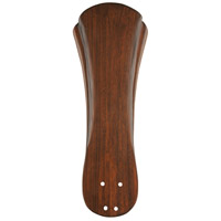 Blade Select Dark Walnut set of 5 Fan Blade