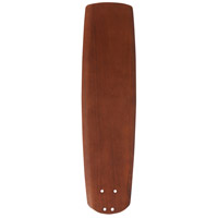 Emerson Fans 22in Solid Wood Blades Fan Blades in Walnut (Set of 5) B77WA
