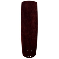 Signature Dark Mahogany set of 5 Fan Blade