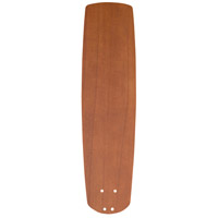 Emerson B78TK Solid Wood Teak 25 inch Set of 5 Fan Blades