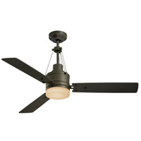 Emerson CF205LGES Highpointe 54 inch Golden Espresso with Chocolate Blades Ceiling Fan
