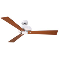 Emerson Keane Indoor Ceiling Fan in Satin White CF320CSW