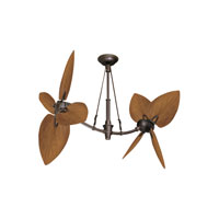 Emerson St. Croix Ceiling Fan in Oil Rubbed Bronze w/ Highlights CF3300ORH
