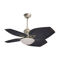 Emerson Ashton 3 Light Fan Glass in Antique Pewter LK91AP
