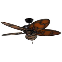 Emerson CF380VNB Kailua Cove 52 inch Venetian Bronze with Medium Antique Brown Blades Indoor/Outdoor Ceiling Fan
