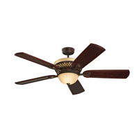 Emerson Braddock 6 Light Ceiling Fan in Venetian Bronze CF440VNB