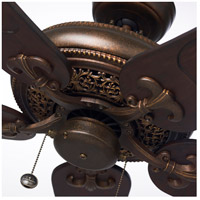 Emerson CF4501GBZ Crown Select 70 inch Gilded Bronze Ceiling Fan, Blades Sold Separately alternative photo thumbnail