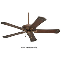 Crown Select 70 inch Gilded Bronze Ceiling Fan, Blades Sold Separately