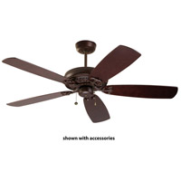 Crown Select 70 inch Venetian Bronze Ceiling Fan, Blades Sold Separately