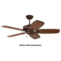 Emerson Bella Ceiling Fan in Venetian Bronze CF452VNB