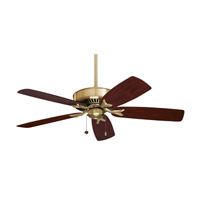 Emerson Premium Select 3 Light Ceiling Fan in Antique Brass CF4801AB