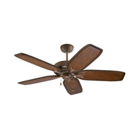 Emerson Premium Select 3 Light Ceiling Fan in Gilded Bronze CF4801GBZ