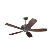 Emerson Fans Penbrooke Select (5 Blade Sold Separately) Indoor Ceiling Fan in Vintage Steel CF5100VS
