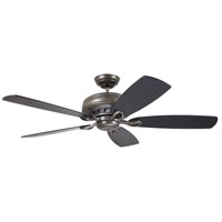 Emerson CF5200VS Penbrooke Select 13 inch Vintage Steel Indoor Ceiling Fan, Blade Select Series