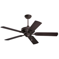 Emerson CF552ORB Veranda 52 inch Oil Rubbed Bronze with All-Weather Oil Rubbed Bronze Blades Indoor-Outdoor Ceiling Fan Light Kit Not Included